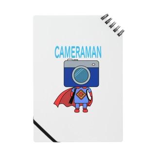 カメラマン Notes