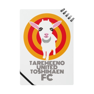 TAREMEENO UNITED NEWエンブレム  Notes