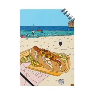 Hotdog on the Beach Notes