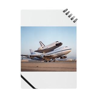 スペースシャトル&ボーイング747改 Notes