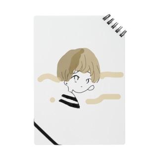マッシュルームちゃん② Notes