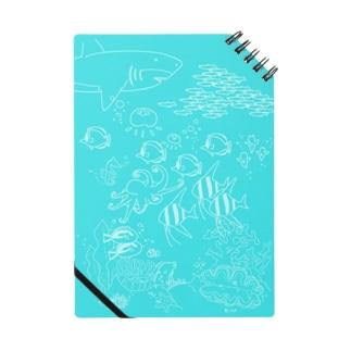 海の下の世界 Notes