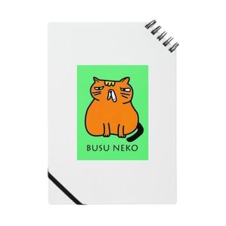 ブス猫 ブランドン Notes