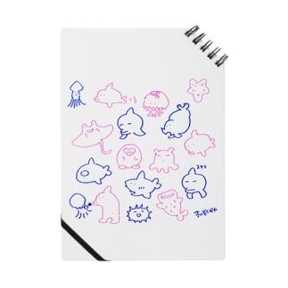 ゆる水族館 Notes