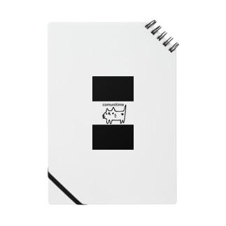 コムニタイムのネコ Notes