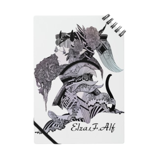 Elza.F.Alf ノート