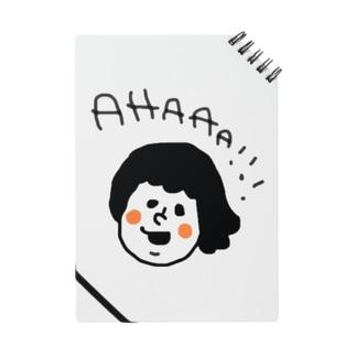あはー!!! Notes