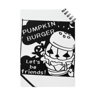 *suzuriDeMonyaa.tag*のGz かぼちゃバーガーD Notes