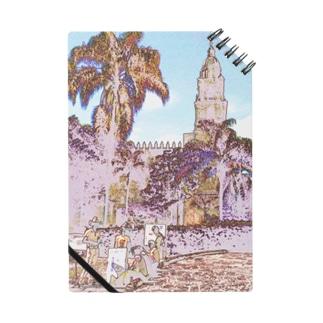CG絵画:クエルナバカのカテドラル CG art: Catedral de la Asunción de María / Cuernavaca Notes