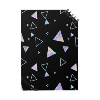 三角形(黒) Notes
