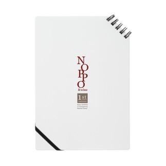 Noppo周年記念アイテム Notes