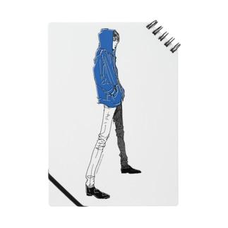 """Blue"" いけめんファッショニスタ Notes"