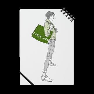 """中村香月の""""Green"""" いけめんファッショニスタノート"""