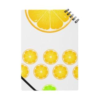 オレンジ Notebook