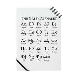 ギリシャ文字一覧 Notes