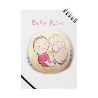赤ちゃんと月 ノート