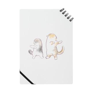 ダンシングにゃんこ Notes