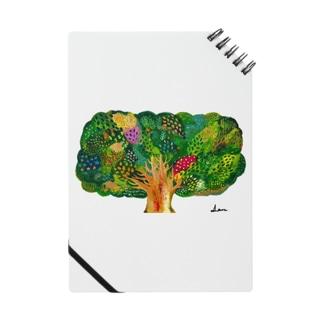 実りの木 Notes