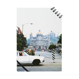 メキシコ:グアダルーペの風景写真 Mexico: Basílica de Guadalupe Notes