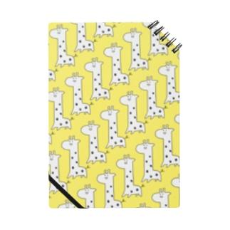 いっぱいきりんさん 黄色 Notes