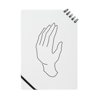 シンプルな手 Notes
