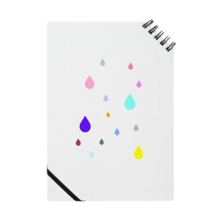 カラフルな雨 Notes