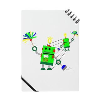 おしかけロボ(おしかけ清掃中) Notes