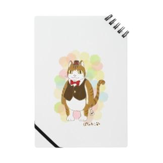 ぽちゃねこ ノート