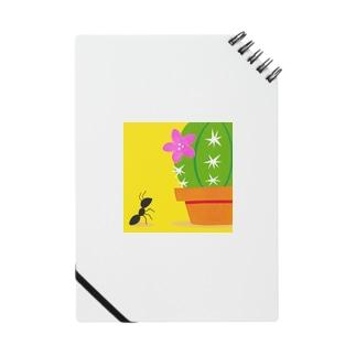 蟻とサボテン Notes