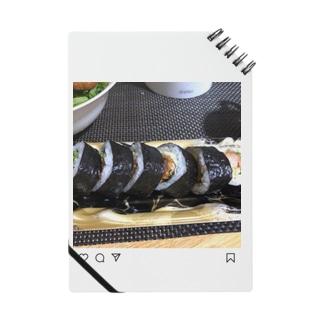 インスタ巻き巻き寿司寿司 Notes