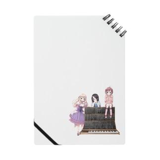 それ行けシンセ女子 Notebook