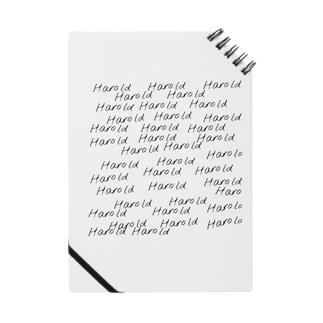 ハロルドのサイン(バグ) Notes