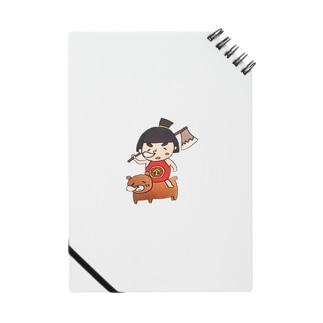ねてる金太郎 Notes