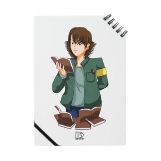 読書の秋 ~図書館にて~ Notes