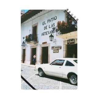 メキシコ:タスコの商店 Mexico: Shops in Taxco Notes