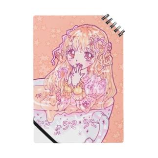 tokimeki 乙女ノート Notes
