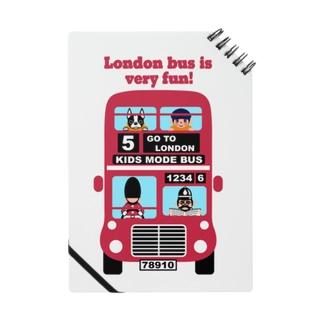 楽しいロンドンバス♪ Notes