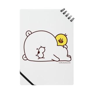 クマもっち。 Notes