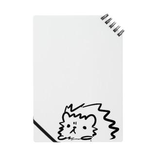 ハリネズミくん。 Notes