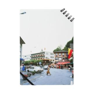 リヒテンシュタイン:ファドゥーツの街角風景 Liechtenstein: Vaduz Notes