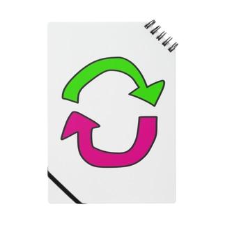 リサイクル!? Notes