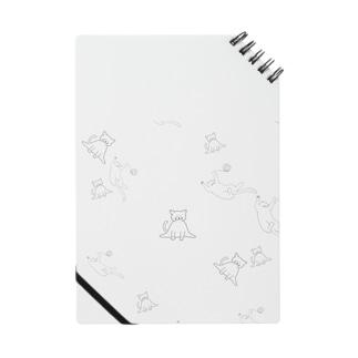 シンプル猫 Notes