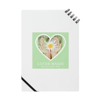 lotus magic ✴︎ Notes