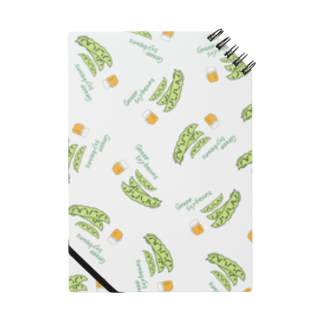 maachan820のGreen soybeans-枝豆- Notes