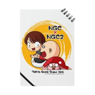 ぷにぽよ(NGC2) 作『TGS出展記念イラスト』 Notes