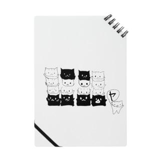ねこ文字 ニャ Notes