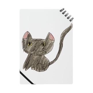 いたずら大好きな黒猫 Notes