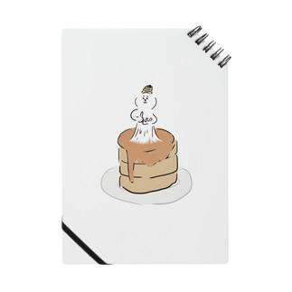 ホットケーキの神様 Notes