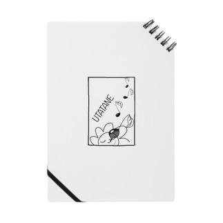 ウタタネちゃん Notes
