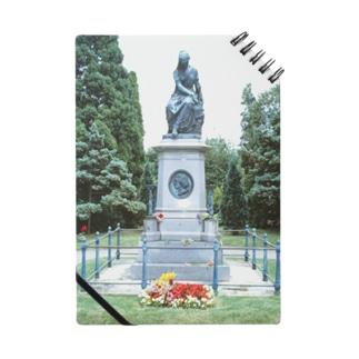 オーストリア:モーツァルトの墓 Austria: Tomb(monument) of Mozart Notes